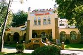 Гостиница «Шахматный домик», Кисловодск