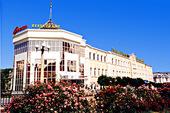 Гостиница «Гранд-Отель», Кисловодск