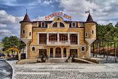 Гостиница «Снежный Барс», Кисловодск
